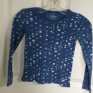UC ❤️ Girls Old Navy Small L/S cotton knit top